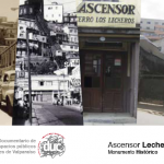 Ascensor Lecheros 1908
